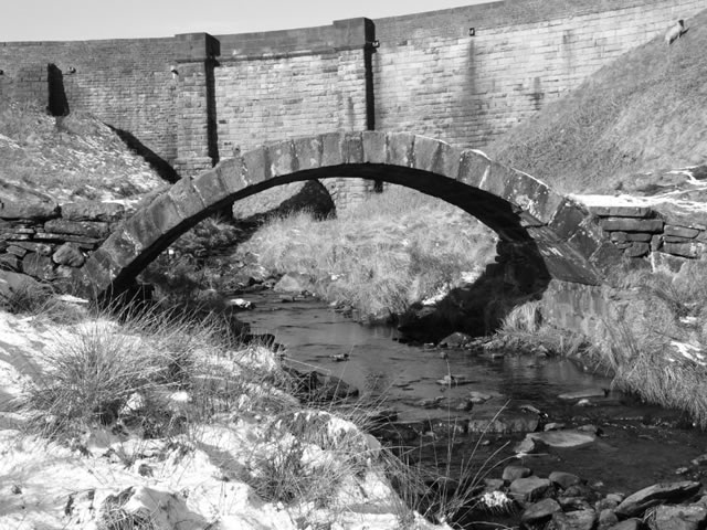 Oxygrains Old Bridge, Rishworth, Calderdale