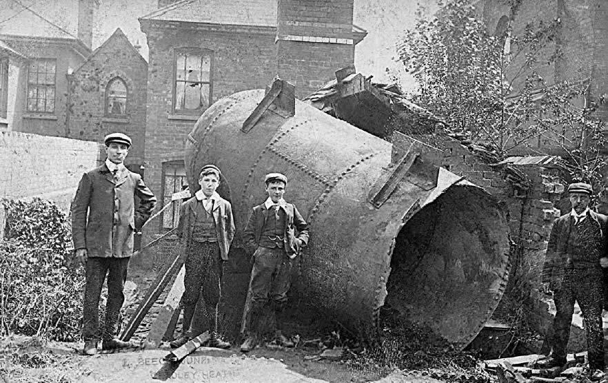 inidustrial history